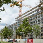 Rohbau Schultheiss-Quartier, Berlin